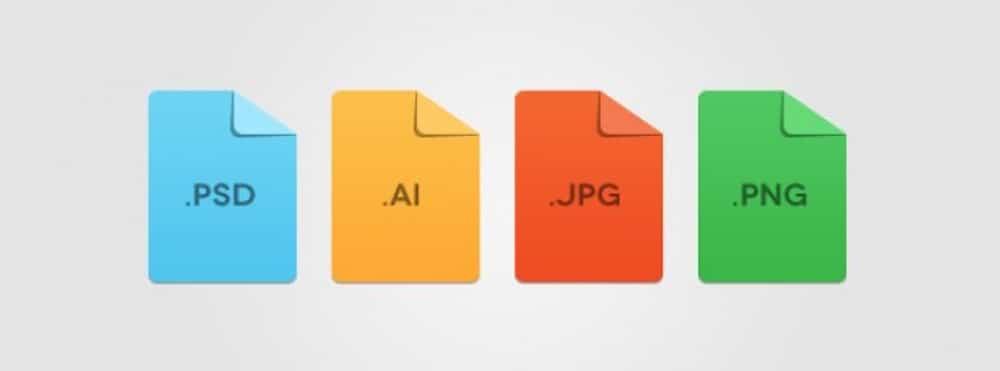 Formato archivos