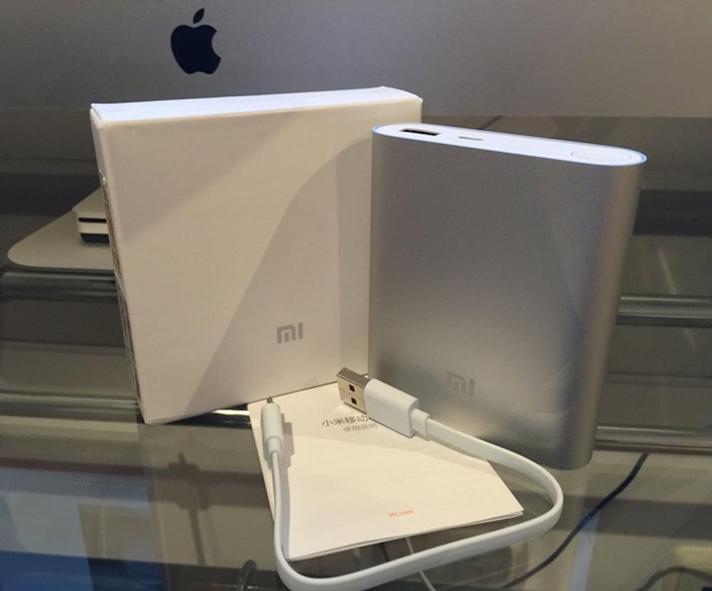 Xiaomi paquete