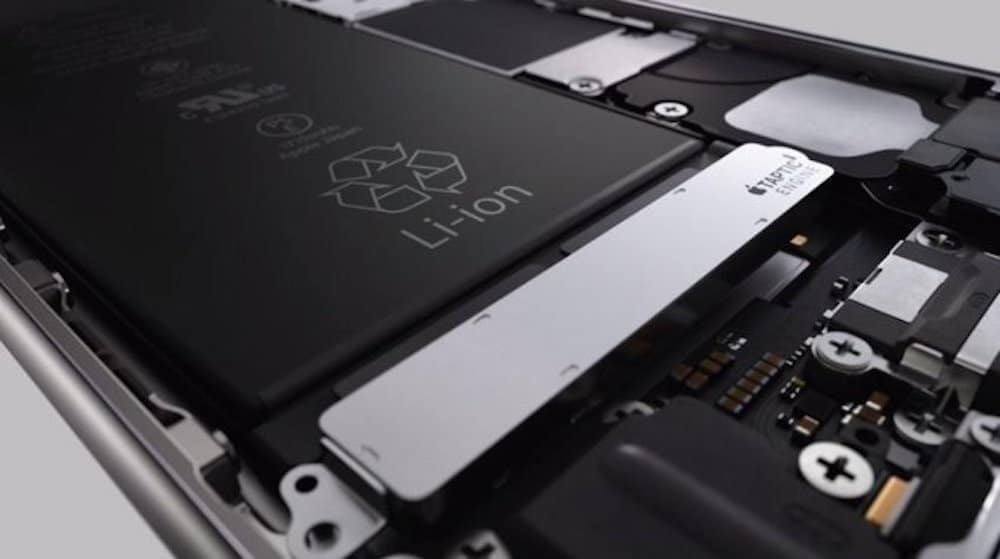 iPhone 6S Motor haptico
