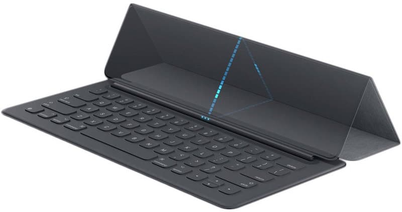 Conexion iPad Pro Smart Keyboard
