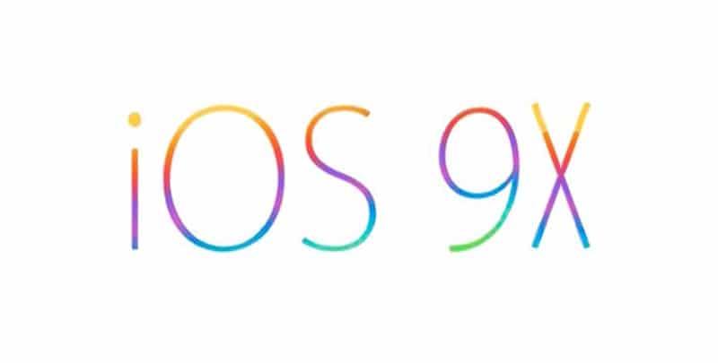 iOS 9X