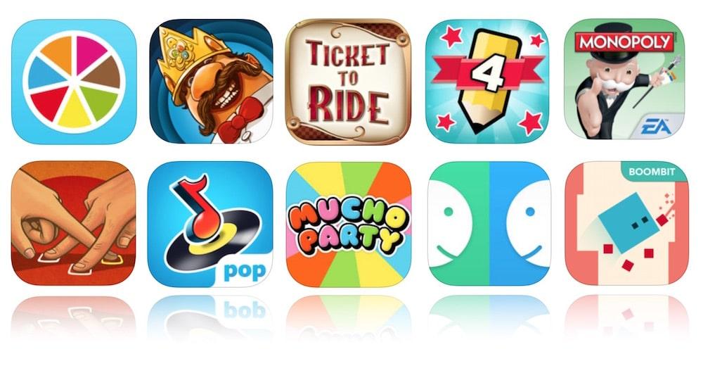Juegos de mesa para iPad