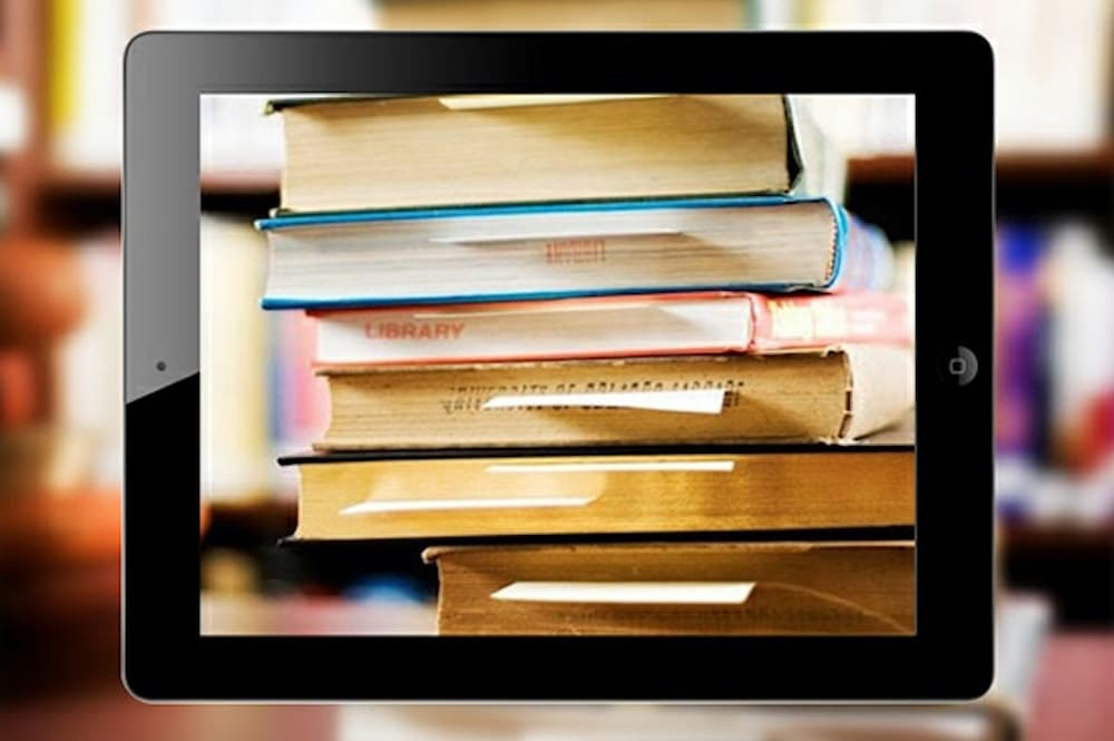 iPad libros