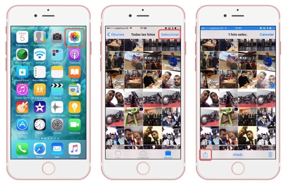 No puedo cambiar fondo de pantalla iphone